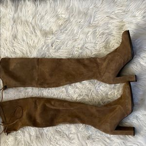 Gorgeous Stuart Weitzman knee-high boots
